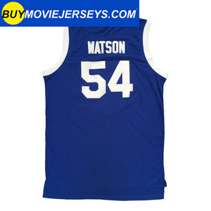 Above the Rim Shoot Out #54 WASTON Basketball Movie Jersey