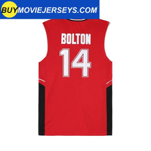 Load image into Gallery viewer, Zac Efron #14 Troy Bolton Wildcats High School Musical Basketball Jersey