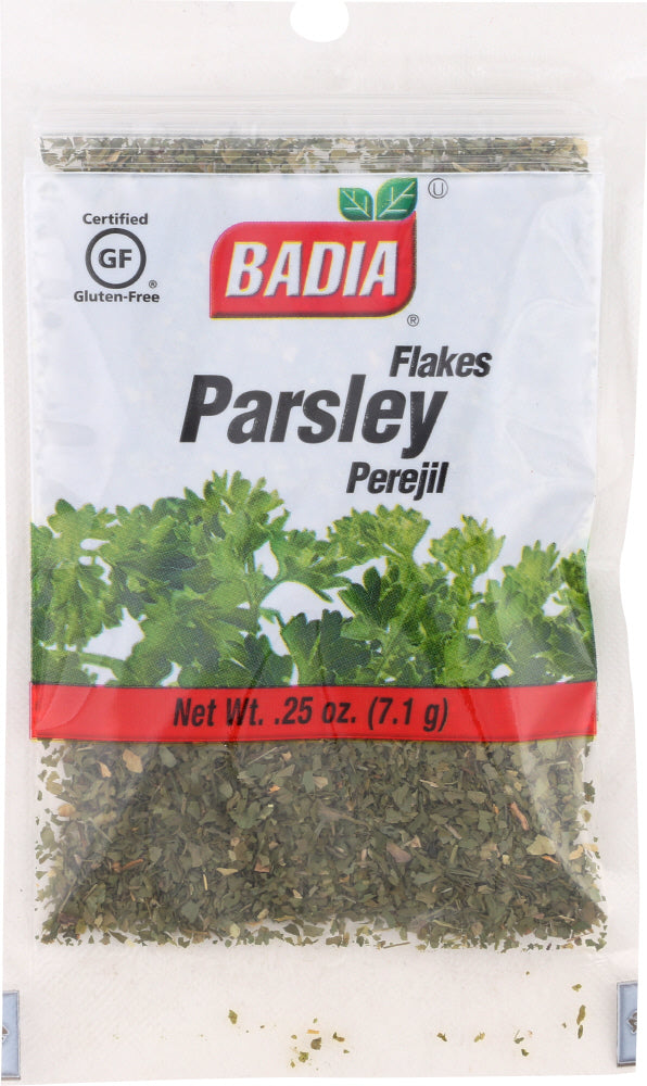 BADIA: Parsley Flakes, 0.25 oz