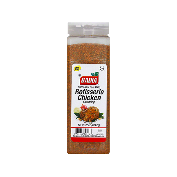 BADIA: Seasoning Rotisserie Chicken, 22 oz
