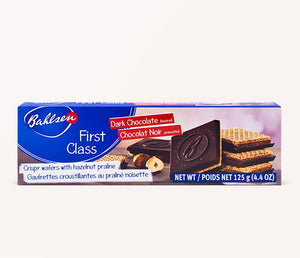 BAHLSEN: First Class Dark Chocolate Cookie, 4.4 oz