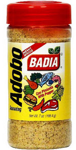 BADIA: Adobo With Pepper, 15 oz