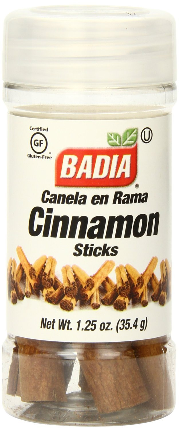 BADIA: Cinnamon Sticks, 1.25 Oz