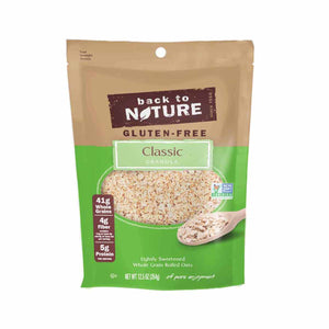 BACK TO NATURE: Gluten-Free Classic Granola, 12.5 oz