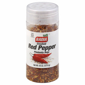 BADIA: Crushed Red Pepper, 4.5 oz