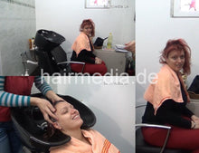 Load image into Gallery viewer, 1029 Sanja hairdresser complete 88 min  video DVD