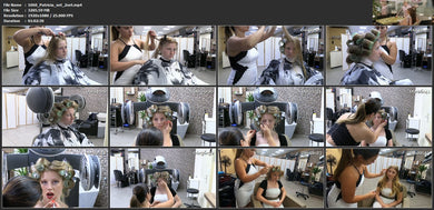 1060 Patricia by Katia set 2 velcro and makeup 63 min HD video for download