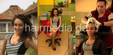 1131 Andrea 1 serbian wash 9 min HD video for download