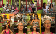 Load image into Gallery viewer, 1135 Violeta and Marlia, complete 111 pictures for download