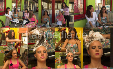1135 Violeta and Marlia, complete 111 pictures for download