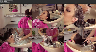196 NicoleW 2 backward wash by Larissa 15 min video for download