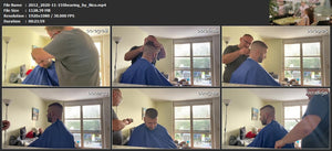 2012 by Nico 201115 barberschoice buzzcut 22 min HD video for download