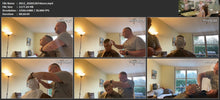 Load image into Gallery viewer, 2012 20201207 shave and shampoo video for download