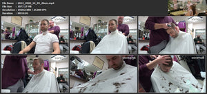 2012 20201209 xmas salon barber session by Nico 2 buzzcut