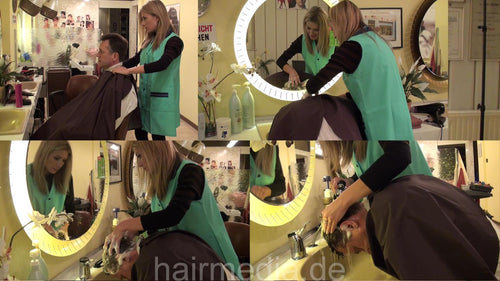273 by Barberette KristinaB 1 strong forward wash 13 min HD-video for download