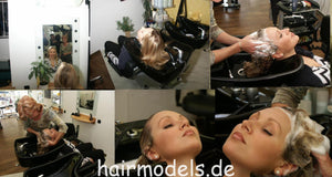 6018 Tatjana s0133 complete shampoo and set 30 min video for download