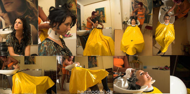 6054 AnjaS wash and rinse all parts 52 min video DVD