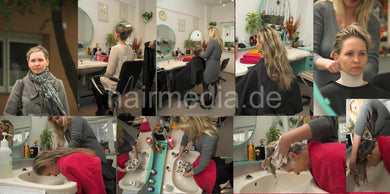 6126 Leipzig shampoo and wetset complete 43 min HD video and 99 pictures for download