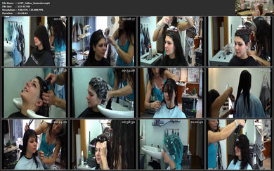 6197 Hairdream4you JuliaS Susicolor 84 min video for download