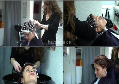 6197 Hairdream4you Milva shortmovie perm