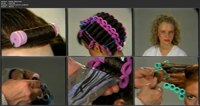 6197 Hairdream4you vintage edition perm videos