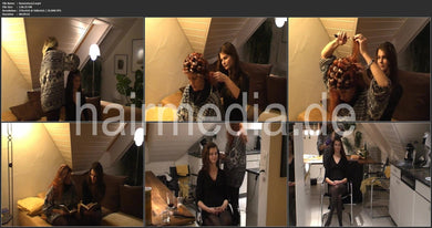 6197 Hairdream4you Homestory 3,  29 min video for download