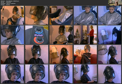 67 tise_uk video 1875 teen under the dryer  24 min video for download