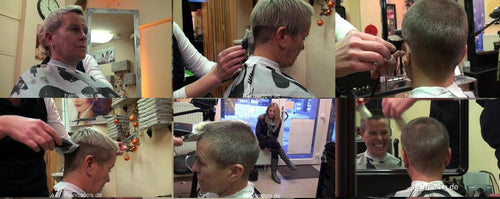 8046 mature buzzcut and bleaching  complete 50 pictures for download