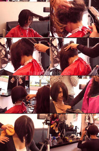 897 A-line cut by hobby barber  all scenes 30 min video for download