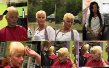Load image into Gallery viewer, 8051  DanielaL complete short and blonde 200 min HD video for download