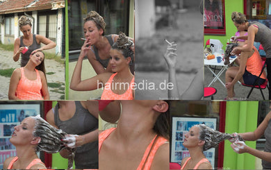 9134 6 2 Danjela by Marina outdoor 10 min HD video for download
