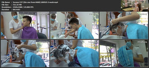 8400 Jovana 200925 forward wash 14 min HD video for download