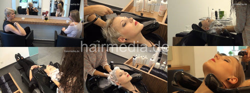 Melissa shorthair pampering shampooing