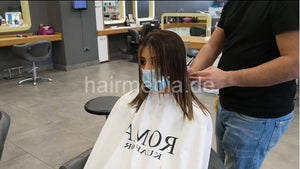 1146 201226 Melis haircut 15 min HD video for download