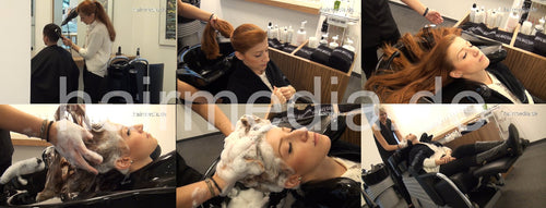 Veronika longredhair pampering shampooing