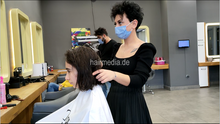 Load image into Gallery viewer, 1146 Buse haircut by barber   TRAILER
