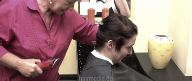 8135 Lucie 3 cut and buzz 25 min HD video for download