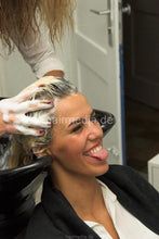 Load image into Gallery viewer, 1020 4 Ernita by Adele backward wash salon shampooing by pampering sister