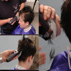 825 Ulrike buzzcut by Hobbybarber 111 pictures and 5 min video for download