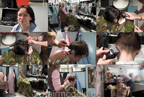 8026 Ulrike Militarybuzz 35 min video for download