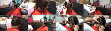 Load image into Gallery viewer, 8133 Ivana Shampoogirl 2 cut nape shave 18 min HD video for download