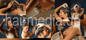 967 Andrea, 9 min shampooing video for download