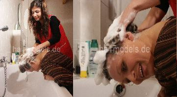 650 TatjanaN by Aylin 1 bathtub shampooing 10 min video for download
