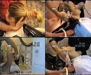 960 shampooing in France, Part 2 112 min just shampooing video for download