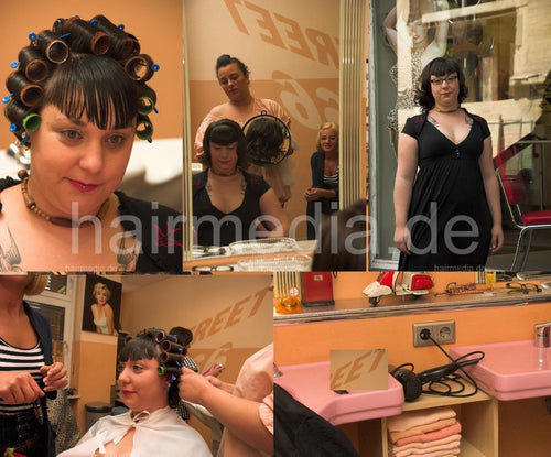 7049 Blugy perm and wetset complete 177 min video DVD