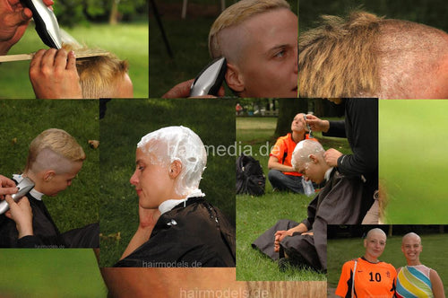 868 Flattop and Headshave 660 pictures and 13 min video for download