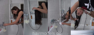 967 Marinela, 7 min shampooing video for download MP4