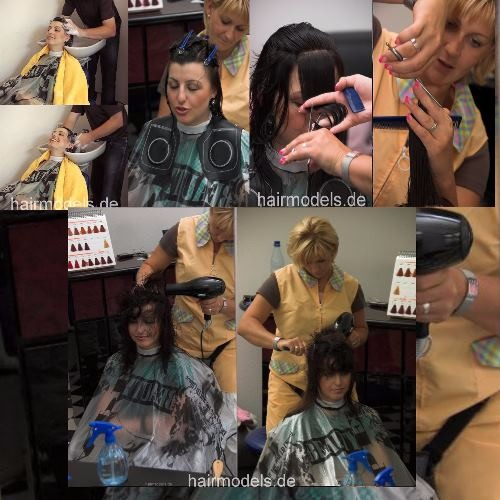 143 Barberette Janett  bwd cut blow complete 38 min video for download