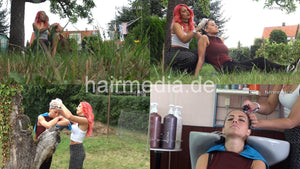 9069 Luisa by Kia 3 outdoor cam 2, 29 min HD video for download