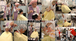 430 Catherine going blonde 14 min video and 100 pictures for download